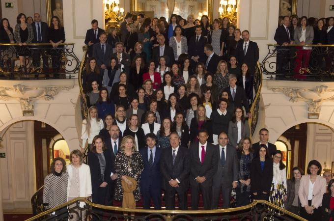 Spanish Ministry of Equality, CEOE and ESADE close the 5th