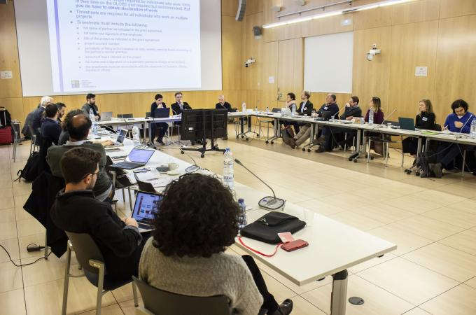 ESADE participates in the 'GLOBE' project of the European Union to